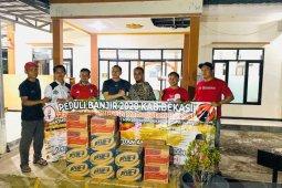 TMP Bekasi salurkan logistik di 25 titik banjir