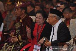 Disinformasi - Megawati minta Jokowi cari wapres baru gantikan Ma'ruf Amin