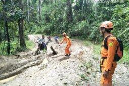 Tim gabungan lakukan pencarian orang tenggelam di Sungai Olama Pinogu
