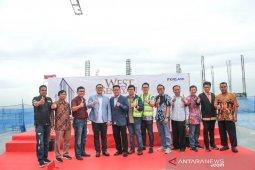 Moizland Development rampungkan pekerjaan atap West Senayan Tangerang