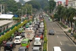 Awas! parkir sembarangan di kawasan SSA Kota Bogor akan kena sanksi