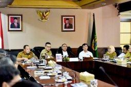 Pemprov Sumut dorong percepatan Kuala Tanjung jadi pelabuhan hub internasional