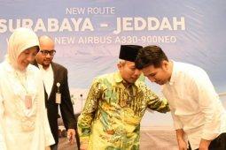 Dengan Airbus A330-900 Neo, Citilink buka rute Surabaya-Jeddah