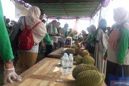Kontes durian lokal digelar di Bangka, Aceh bisa meniru