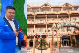 KNPI desak Pemkot Tanjungbalai kroscek setoran pajak Tresya Hotel