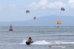 """Dua operator """"watersport"""" Tanjung Benoa tutup akibat sepi turis"""