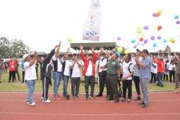 Gubernur Fachrori berharap swasta mendorong kemajuan sepak bola Jambi