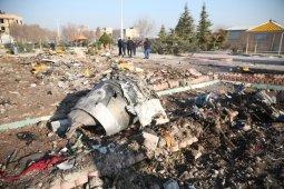 Iran akui tembak pesawat Ukraina karena human error