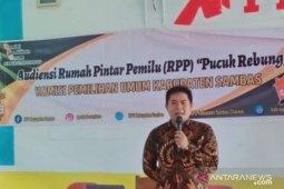 KPU Sambas rekrut 12.604 petugas untuk Pilkada 2020