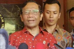 Mahfud MD perpanjang SK Satgas Saber Pungli