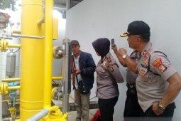 Bau gas menyengat hebohkan warga Depok