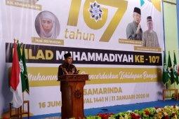 Gubernur Ajak Warga Muhammadiyah Ikut Jaga Kondusifitas Kaltim