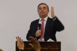 Mahalnya ongkos pelarian Carlos Ghosn