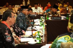 Gubernur Aceh bahas dana bagi hasil sawit di Riau