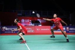 Malaysia Masters; Hafiz/Gloria takluk di tangan unggulan pertama