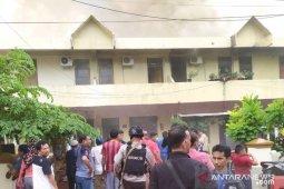 Asrama Polisi Wisma Segara terbakar, 13 KK mengungsi