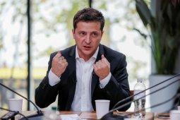 Presiden Ukraina tegaskan Iran harus tanggungjawab atas penembakan pesawat