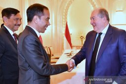 Indonesia terus dorong kerja sama teknologi informasi dengan Armenia