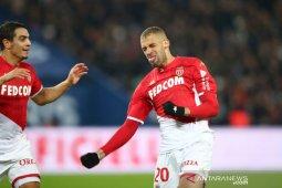 Monaco tahan imbang PSG 3-3