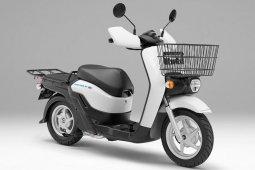 Honda segera pasarkan skuter listrik BENLY