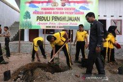 Polri Peduli Lingkungan