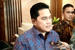 Kasus ASABRI, Erick Thohir akan temui Prabowo dan Mahfud MD