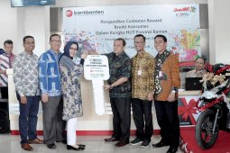 Bank Banten Tarik Undian Nasabah Program Customer Reward Kredit Konsumer