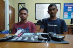 Polresta Banda Aceh tangkap lima pengedar narkoba