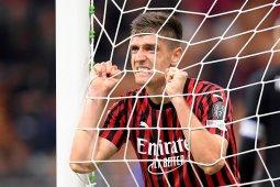 Milan menang 3-0 pada Piala Italia