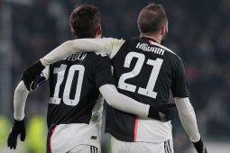Tanpa Ronaldo, Juventus mudah saja lumat Udinese 4-0