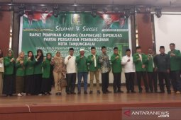 PPP Tanjungbalai gelar Rapimcab penyampaian visi-misi balon Wali Kota