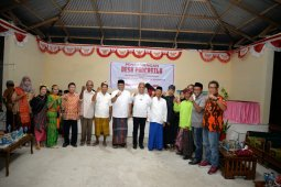 Desa Banuroja-Pohuwato ditetapkan menjadi Desa Pancasila