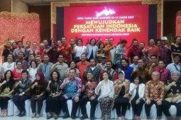 Lima tokoh dianugerahi penghargaan PWKI, rawat kebhinnekaan