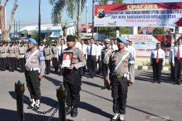 Pemberhentian tidak dengan hormat perwira polisi