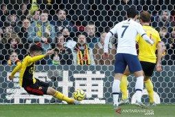 Liga Inggris, saling buang peluang, Tottenham dan Watford harus puas berbagi poin