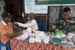 Denkesyah 06.04.01 Samarinda Diterjunkan Bantu Korban Banjir Samarinda