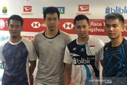 Indonesia juarai Badminton Asia Team Championships