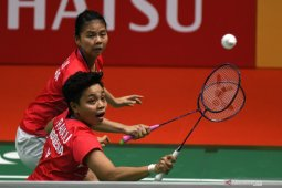 Greysia/Apriyani juara ganda putri Indonesia Masters 2020