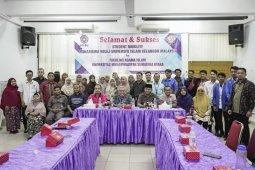 UMSU terima 14 mahasiswa Malaysia  Program