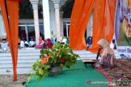Puluhan peserta bersaing ikut perlombaan tahfiz di Aceh Timur