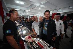 Pameran  akik di Madiun dorong ekonomi masyarakat
