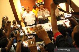 Polisi sergap kurir narkoba10 kg sabu-sabu