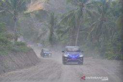 Gubernur: pembukaan Jalan Bolihutuo-Keramat hampir rampung