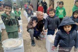 ACT Tetap Kirim Bantuan ke Suriah ditengah Musim Dingin