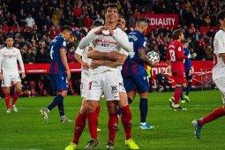Sevilla dan Osasuna ke 16 besar Piala Raja, Zaragoza singkirkan Mallorca