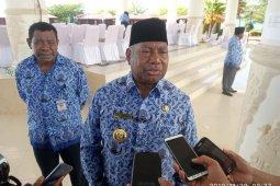 Gubernur Dominggus ingin Provinsi Papua Barat Daya segera terbentuk