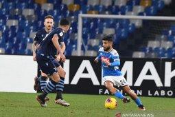 Coppa Italia - Napoli singkirkan Lazio