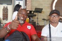 Pelatih Persipura Jacksen F Thiago seleksi pemain muda Papua