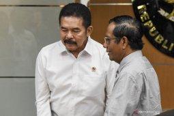 Jaksa Agung: Pertemuan dengan Menkopolhukam bahas Asabri dan Jiwasraya
