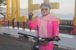 ISSI Aceh apresiasi balap sepeda diperlombakan di PON 2020